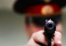 В Екатеринбурге сотрудник МВД застрелил мужчину при задержании