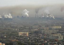 В четырех челябинских муниципалитетах сохраняется смог