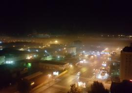 Челябинские города вновь накрыл смог