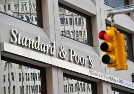 Standard & Poor's подтвердил стабильность кредитного рейтинга ХМАО