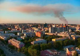 В Минэкологии назвали причину едкого смога над Челябинском