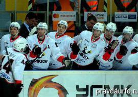 Дубровский отправил ХК «Трактор» в финал Восточной конференции КХЛ