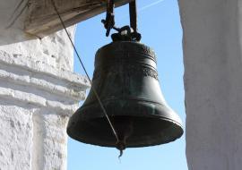 В Свердловской области украли колокол из храма