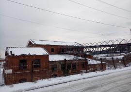 Завод купцов Турчаниновых в Сысерти
