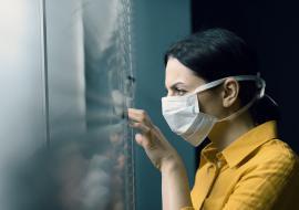 Житель Челябинской области скрылся от карантина по коронавирусу за границей