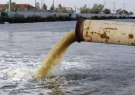 Прокуратура обвинила свердловский МУП в загрязнении реки