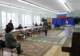 Тюменская область показала самую низкую явку на 12 часов