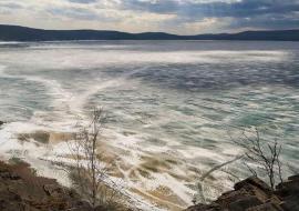 Правительство Челябинской области запретило застройку озера Тургояк