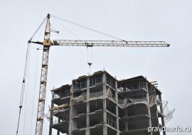 В Челябинской области нарастили жилищное строительство