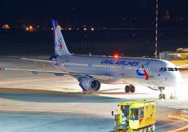 «Уральские авиалинии»  вновь массово задерживают рейсы
