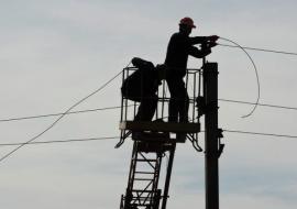 В свердловские муниципалитеты вернулось электричество