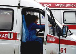 Дубровский купил 55 машин скорой помощи с климат-контролем