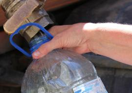 Жителям Лабытнанги на период паводка организуют подвоз питьевой воды из соседнего поселка