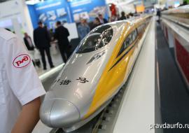 Китай вложит 2,5 миллиарда долларов в ВСМ Челябинск – Екатеринбург