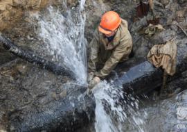 «Водный союз» сообщил о крупной коммунальной аварии на северо-востоке Кургана