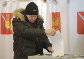 В Свердловской области из-за пандемии COVID-19 перенесены выборы