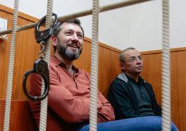 Вайнзихера и Ольховика перевели из СИЗО
