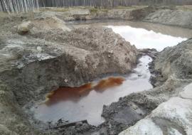 Росприроднадзор и прокуратура назвали виновных в загрязнении земель Нижневартовского района