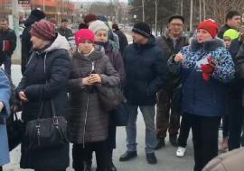 Жители Нефтеюганска потребовали пересмотра тарифов «Югры-Экологии» на акции протеста