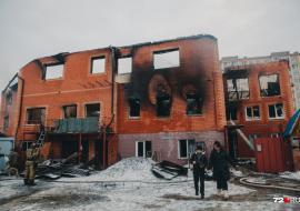 В Тюмени после пожара в хостеле с гибелью двоих человек возбуждено уголовное дело