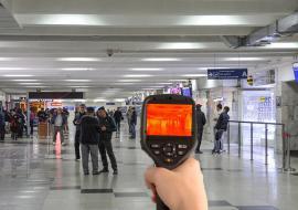Свердловское правительство выделит 69 миллионов на тепловизоры для общественных мест
