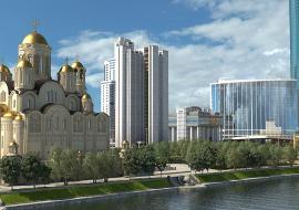 Жители Екатеринбурга сообщают о нарушениях на голосовании за храм Святой Екатерины