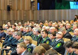 Заседание коллегии Росприроднадзора