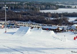 В Челябинской области в туркластер «Горный Урал» инвестируют 3,5 миллиарда
