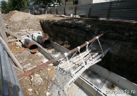 «Ямалкоммунэнерго» обновляет сети в Губкинском