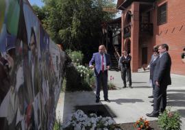 Якушев потребовал новых дорог от чиновников Тюменского района