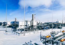 «Газпром нефть» увеличила утилизацию ПНГ на Новопортовском месторождении до 95%
