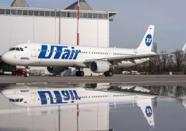 Самолет «ЮТэйр» из Сургута совершил посадку в Москве после отказа двигателя