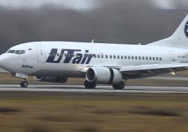Самолет «ЮТэйр» из Сургута не долетел до Москвы