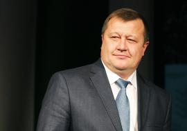 От Шумкова ушел первый заместитель