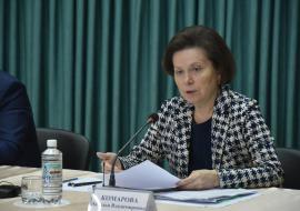 Комарова поручила снизить цены на жилье в ХМАО