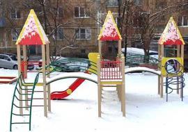 В Златоусте подрядчик провалил контракт на обустройство детских площадок