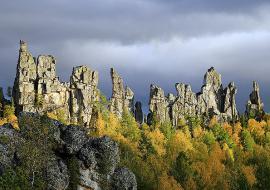 В Башкирии разбились альпинисты из Екатеринбурга
