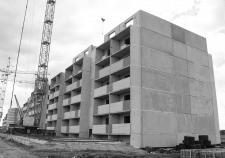 Строящийся комплекс «Москва»