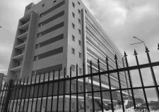 Долгострой ФНС в Екатеринбурге разрушается