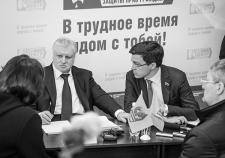 «Эсеры» ХМАО оставили Миронова без партии