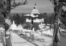 В Свердловской области буддисты проигнорировали угрозу взрыва