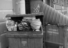 Мусорные контейнеры в Екатеринбурге