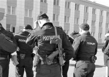 Структура Росгвардии сорвала работы на соцобъектах в Екатеринбурге и Тюмени