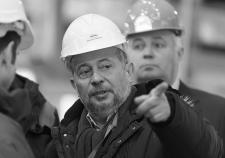 Председатель совета директоров группы НЛМК Владимир Лисин