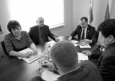 Губернатор Вадим Шумков поручил разработать программу продвижения продукции резидентов территорий опережающего развития