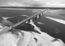 Мост через Надым