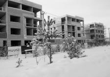 Элитное жилье Тюмени затянуло в банкротство капиталы Сбербанка. Региональное ГУС ищет новых инвесторов для ЖК «Хаус-Клуб»