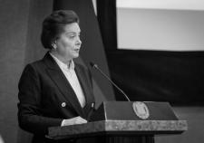 Губернатор ХМАО-Югры Наталья Комарова