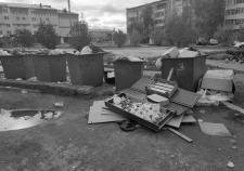 Очередная смена власти в городе «ЛУКОЙЛа» началась с помоев