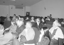 Встреча с жителями Ханты-Мансийска по вопросу мусорной реформы